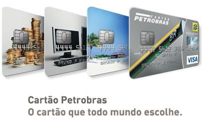 cartao de credito petrobras