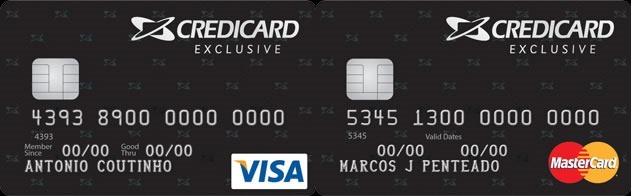 cartao-credicard-exclusive