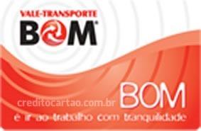 Cartão BOM Vale-Transporte: Comodidade e tranquilidade no ir e vir.