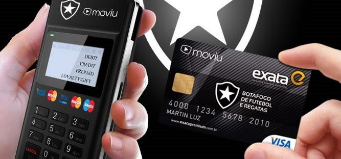 Botafogo lança cartão de crédito pré-pago