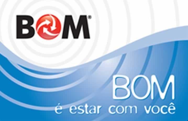 Cartão BOM Municipal: facilidade também para os municípios.
