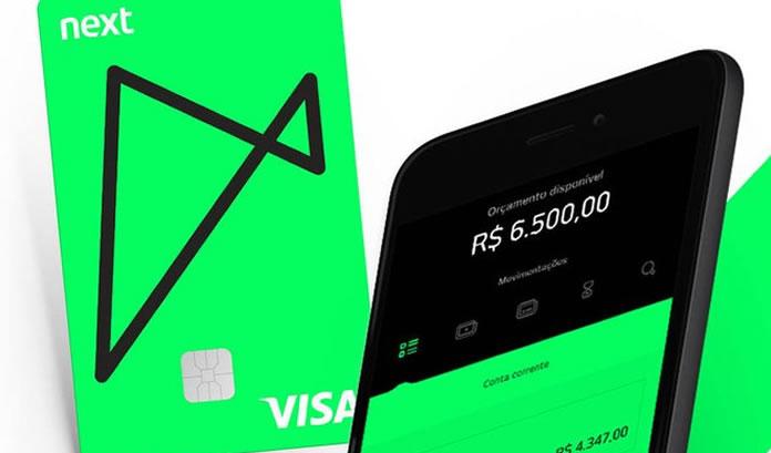 Conheça o Next, o Banco digital do Bradesco