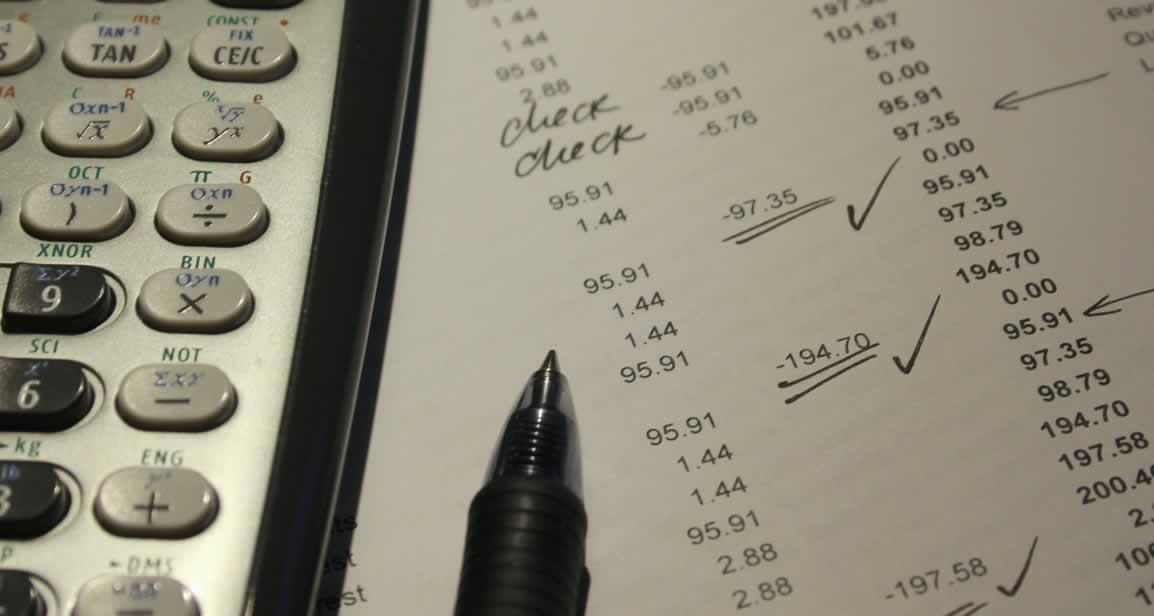 fatura do cartão de crédito analise